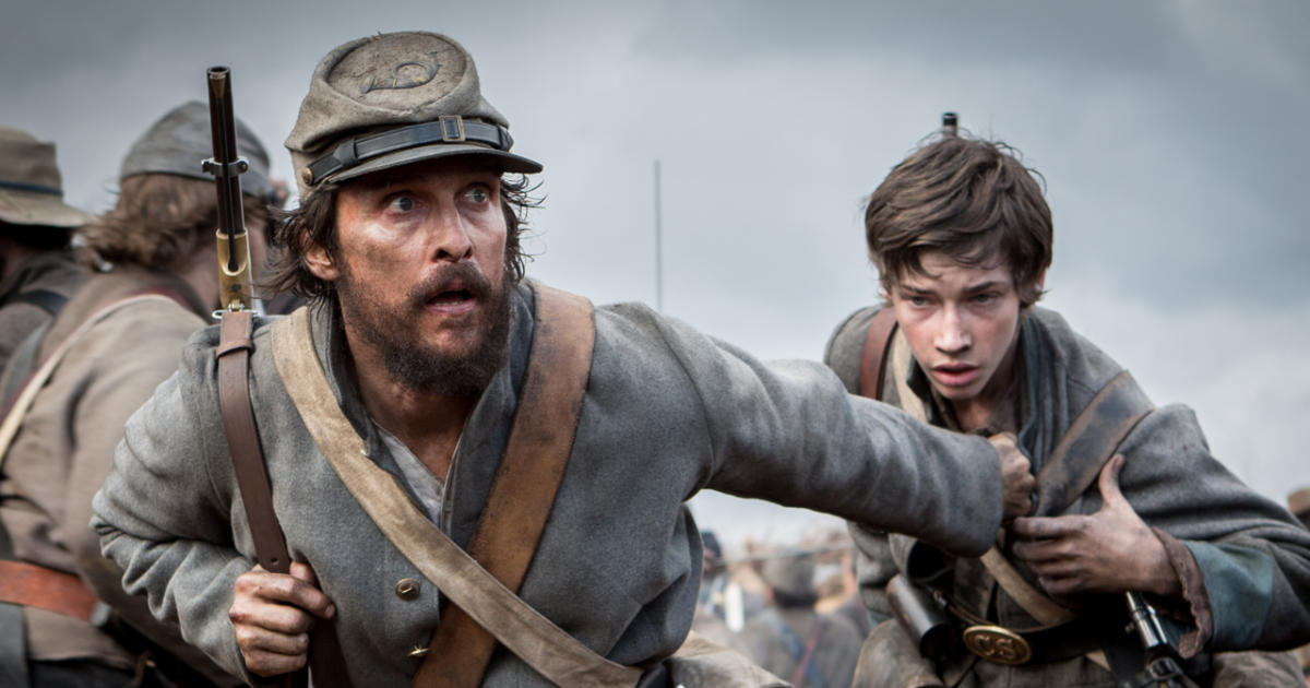 "The story behind ""Free State of Jones"" - CBS News"