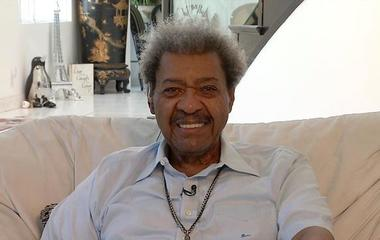 """Promoter Don King remembers """"the legend"""""""