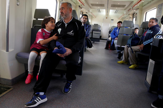 Tripped Syrian refugee builds a new life in Spain