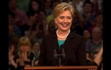 On This Day: Hillary Clinton's 2008 concession speech