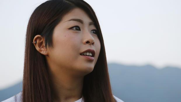 Model Hooker Fukushima