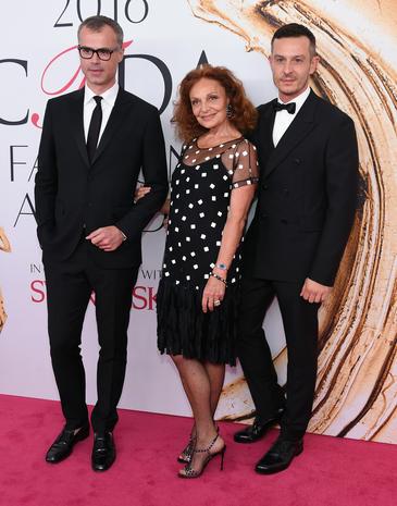 CFDA Fashion Awards 2016 red carpet