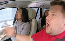 Broadway's biggest stars join James Corden in Carpool Karaoke