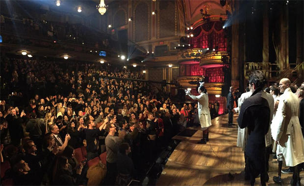 Richard Rodgers Theatre Tony Award Records Pictures