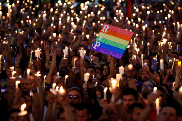 World mourns Orlando shooting victims
