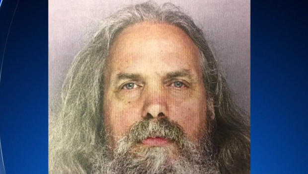 Lee Kaplan is seen in this photo provided by the Lower Southampton Police Department in Pennsylvania.