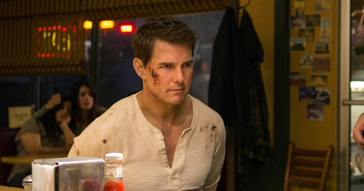 Tom Cruise Gets Down To Business In First Quot Jack Reacher