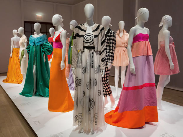 Fashion, from catwalk to museum
