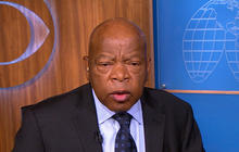 Rep. John Lewis on Democrats' gun control sit-in, Brexit
