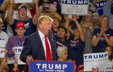 How does Donald Trump's campaign compare with the Brexit movement?