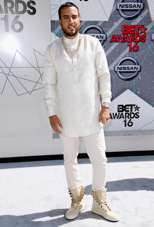 BET Awards 2016 red carpet