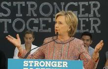 Hillary Clinton talks tech in Denver