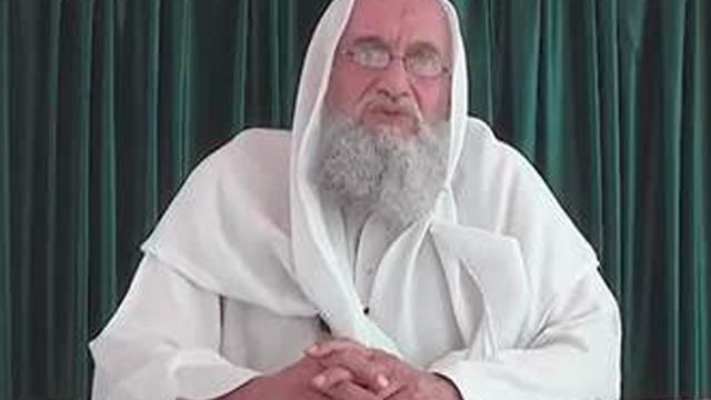 Al Qaeda leader Ayman al-Zawahri