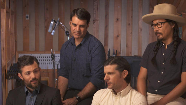 The emotional bonds behind The Avett Brothers' musical success