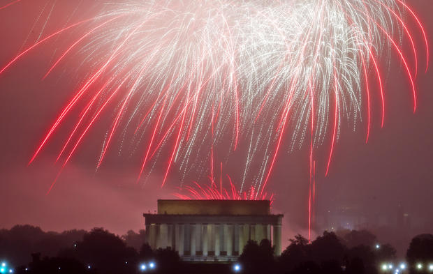 Independence Day fireworks! 2016