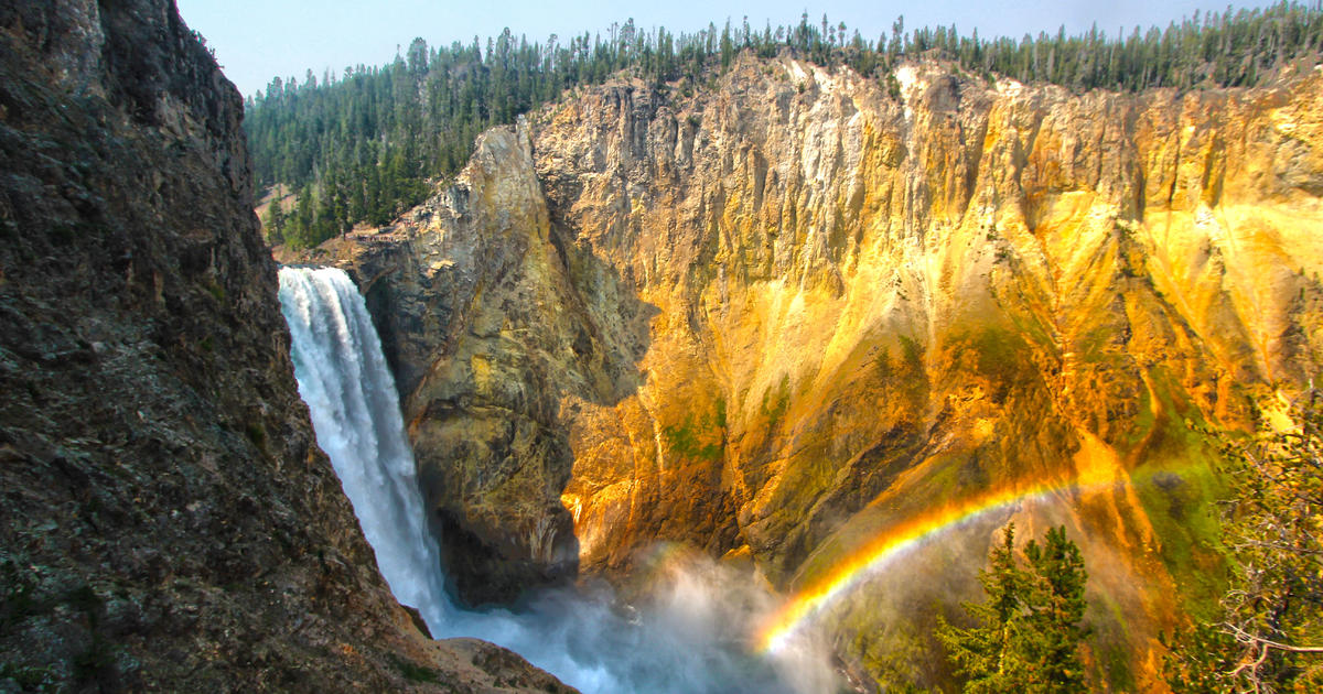 the history of the creation of national parks