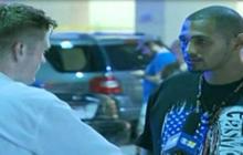 Witness describes escaping gun fire during Dallas shooting