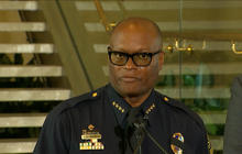 Dallas Police Chief: We don't feel much support most days