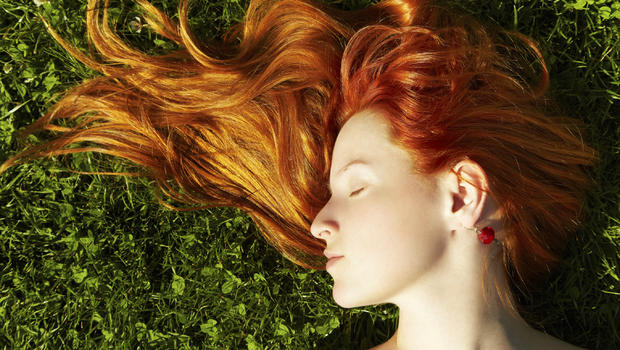 Why Redheads Have A Higher Skin Cancer Risk Cbs News