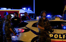 American witness describes scene of attack in Nice