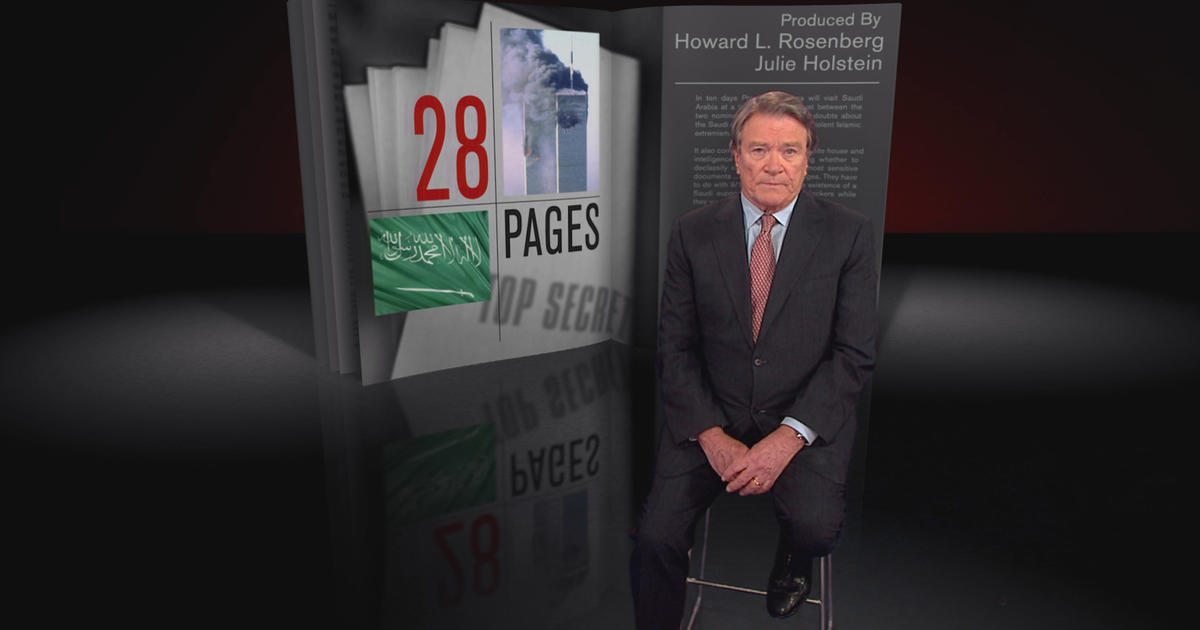 Top secret pages of 9/11 report released to public