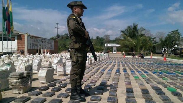 18 massive drug busts
