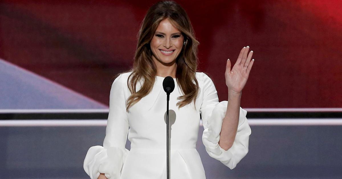 Melania Trump's website taken down after degree claim debunked