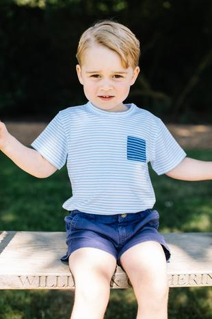 Prince George's cutest moments