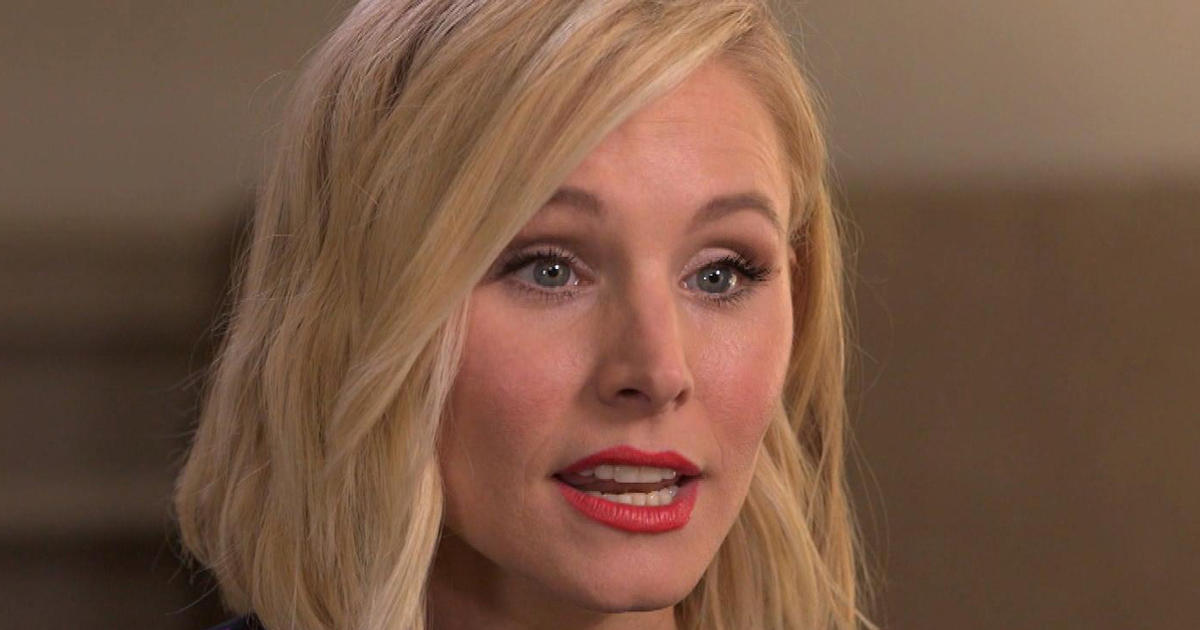 Kristen Bell takes nothing for granted - CBS News