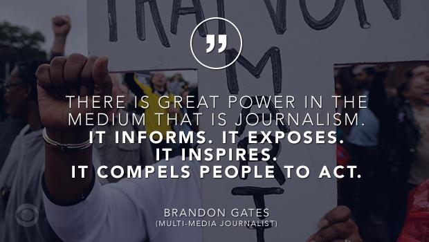 Reporters on race