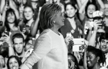 Morgan Freeman narrates Hillary Clinton DNC biography video