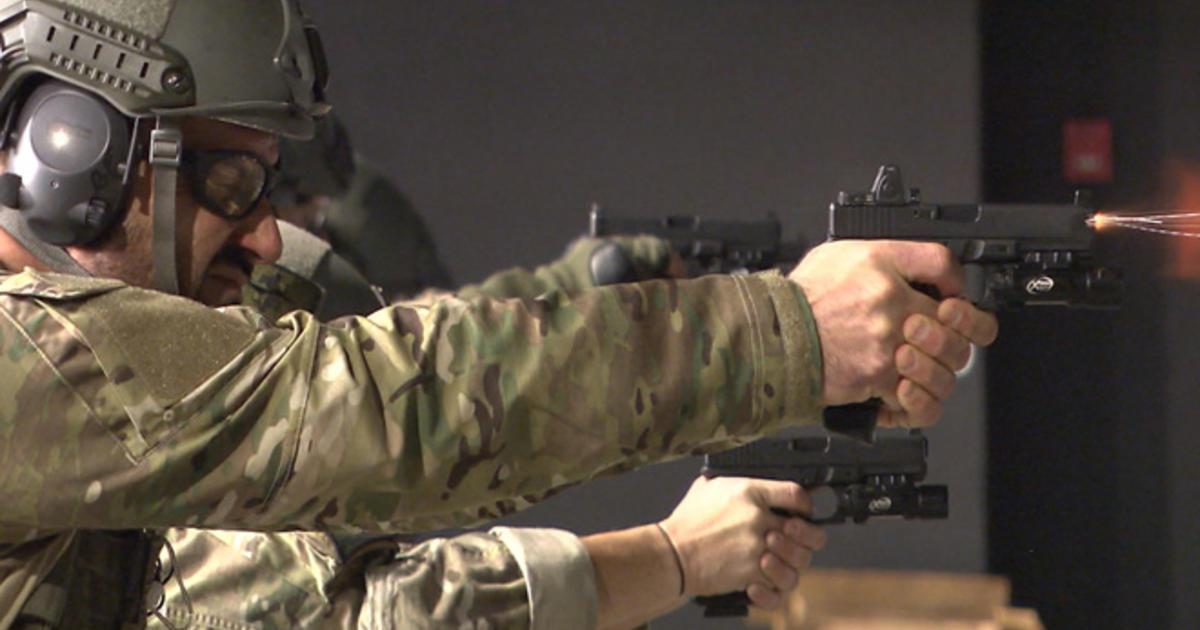 Shooting Range Orlando >> ATF under the gun - CBS News