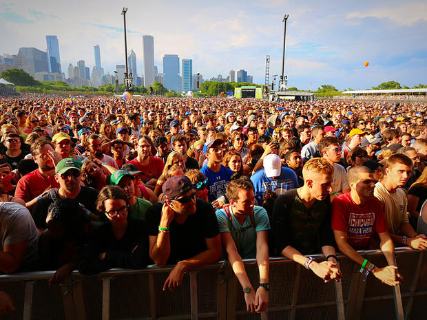 Scenes from Lollapalooza 2016