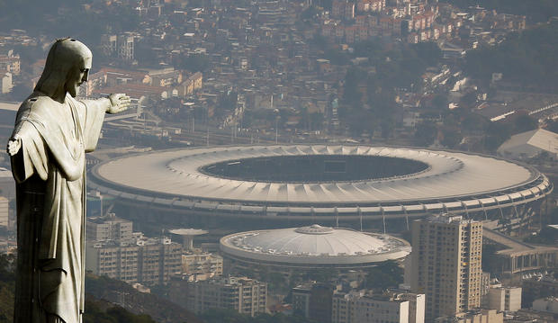 Olympic-sized woes plague Rio