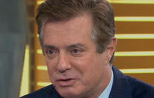 Trump campaign chair Paul Manafort defends nominee