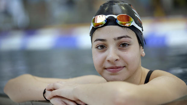 Meet the first Refugee Olympic Team