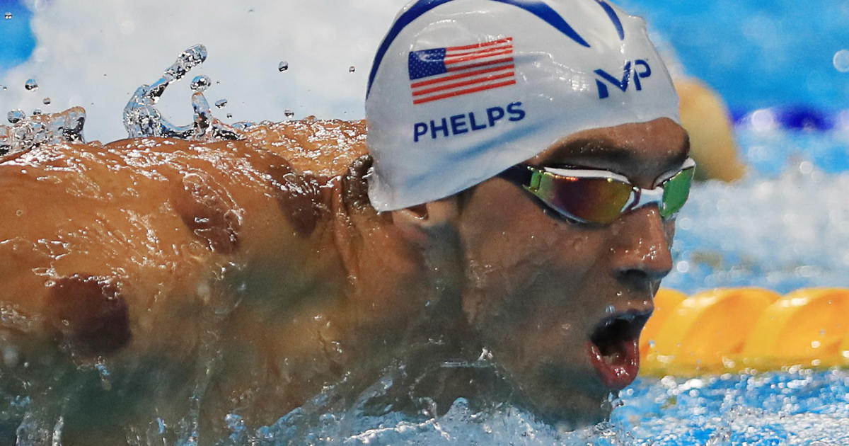 Image result for cupping swimming olympics