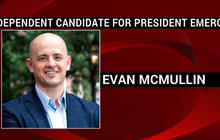 Anti-Trump Republican Evan McMullin to run for president