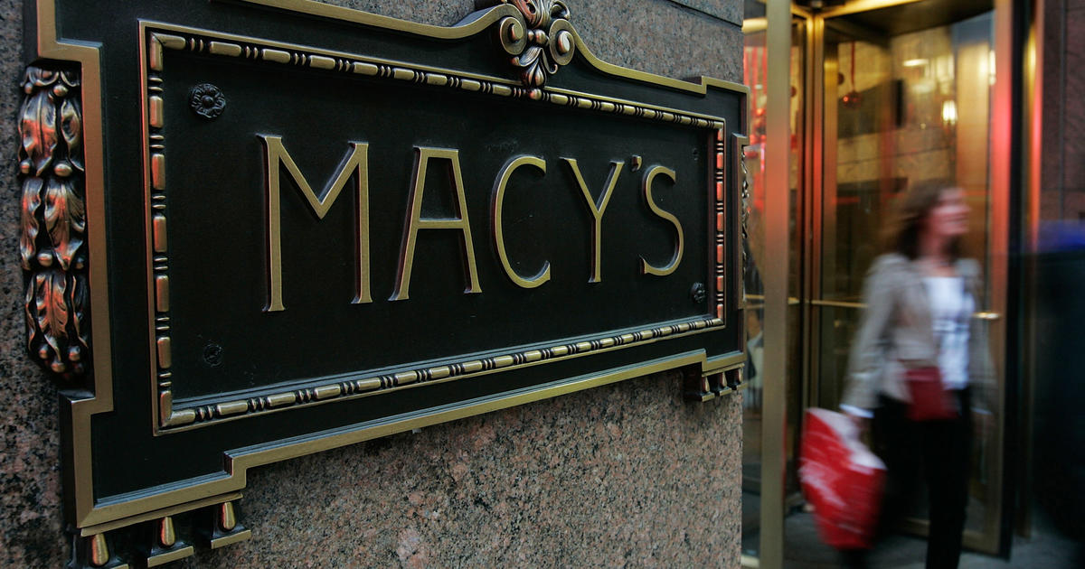 bf137542802 Macy s warns more China tariffs would hit its customers - CBS News