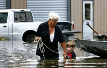 More rain expected as Louisiana cleans up from flooding