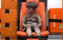 Syrian children become the face of horrific civil war
