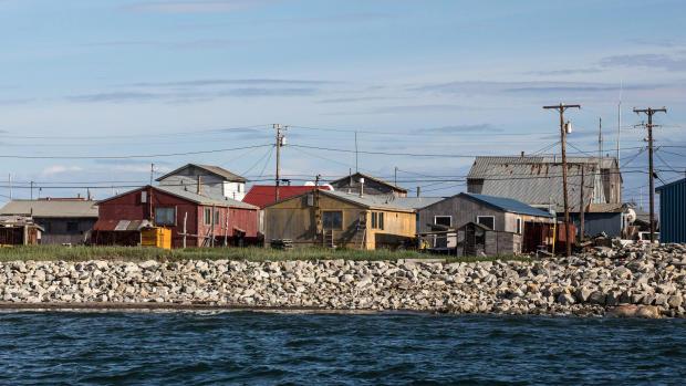 Climate change prompts Shishmaref, Alaska, to vote for ...