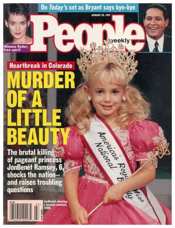 JonBenet Ramsey: The unsolved murder that haunts America