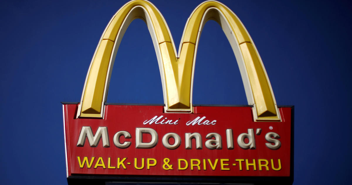 McDonald's workers march on new Chicago HQ for $15 an hour wages
