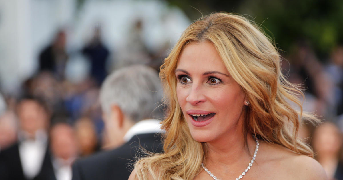Julia Roberts Is The Most Beautiful Woman In The World -5484