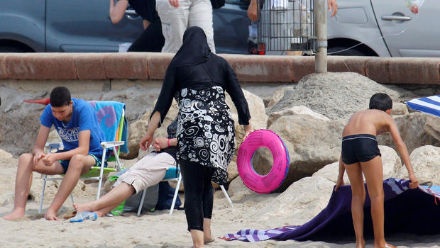 france burkini bans in nice marseille justifiable security against