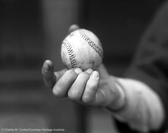 Rare photos of baseball's golden age