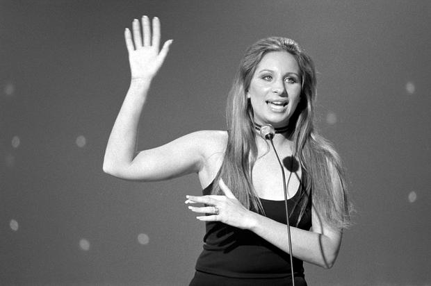 Barbra Streisand: When a star was born