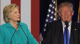 Clinton, Trump exchange bigotry barbs