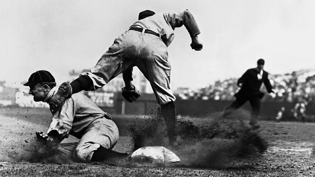Rare photos of baseball's golden age